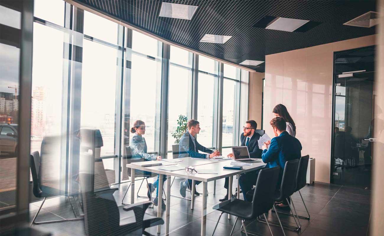 Las mejores oficinas en arriendo en Bogotá según sus necesidades