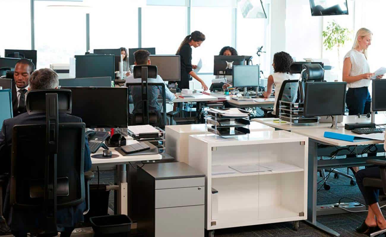 ¿Por qué el norte de la capital tiene la mejor demanda en oficinas amobladas?