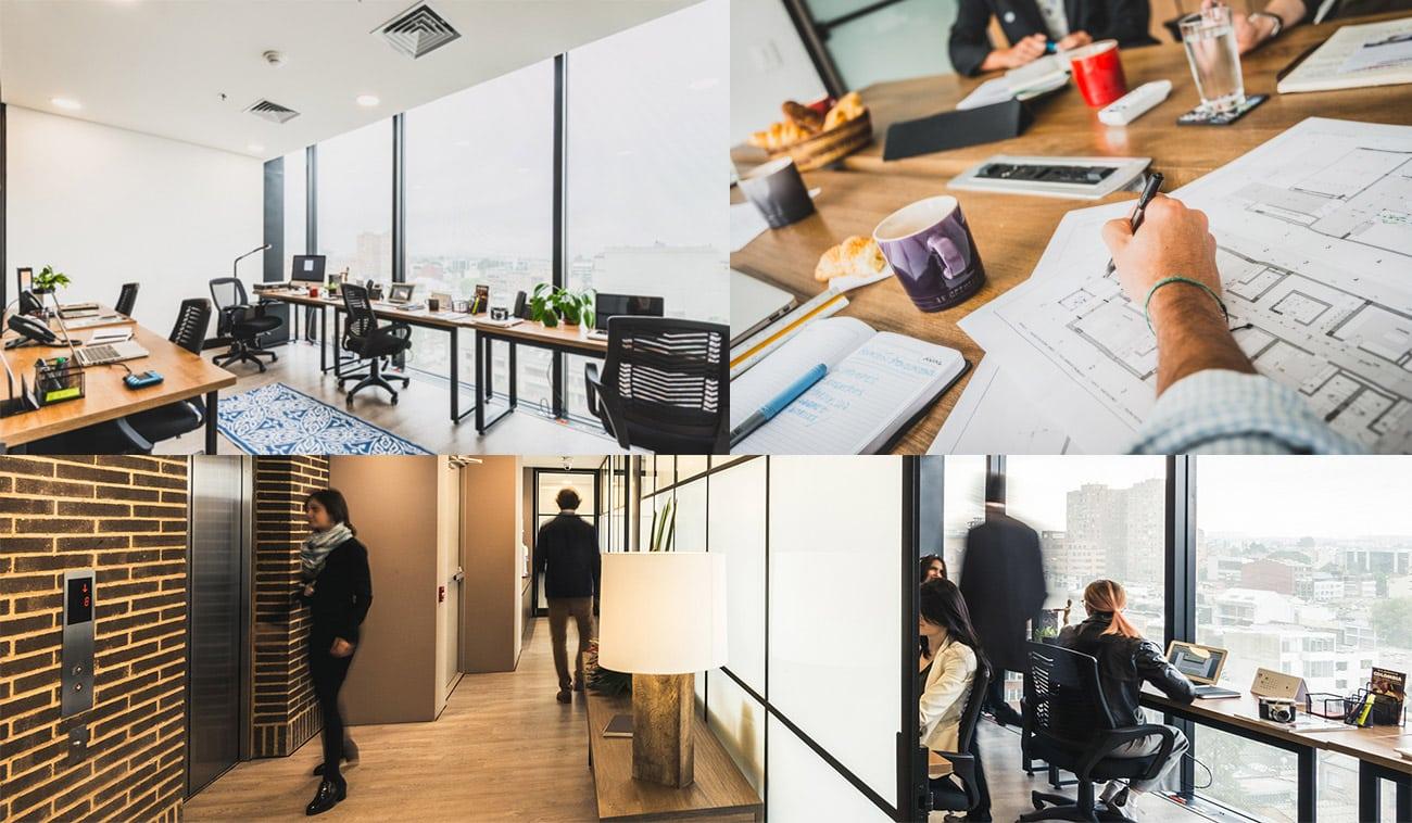 Los mejores equipos tecnológicos para oficinas