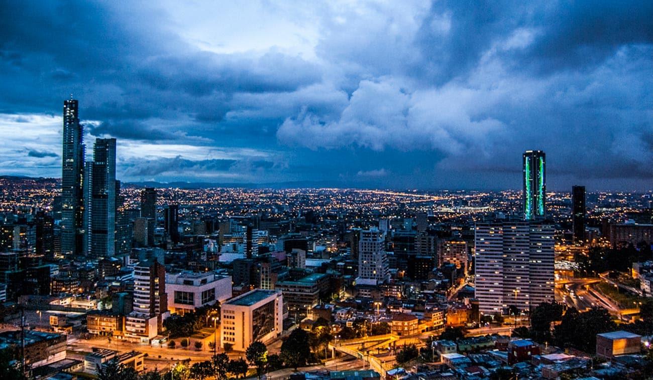 Bogotá, la gran Metrópolis