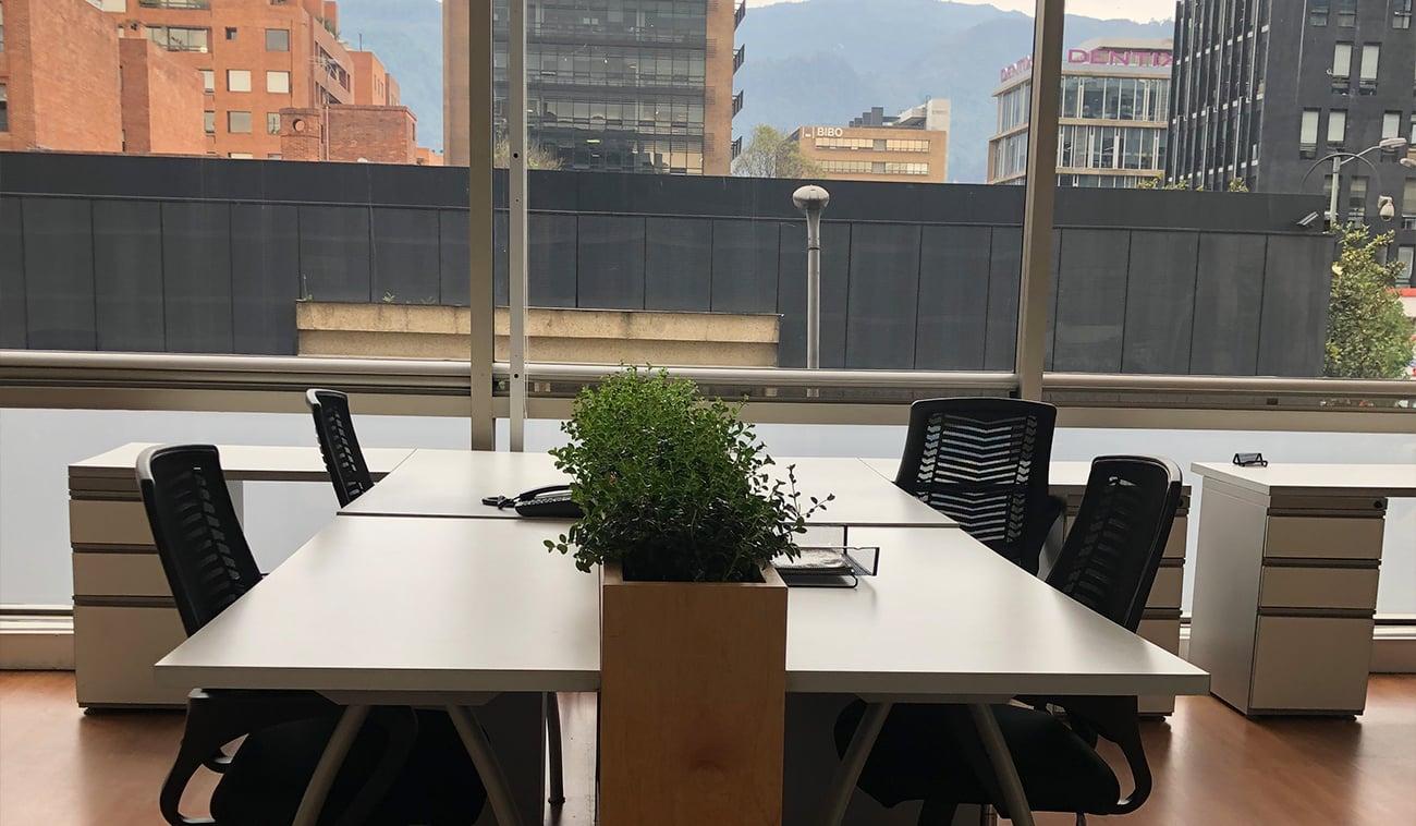 Qué debo escoger: una oficina tradicional o una oficina compartida