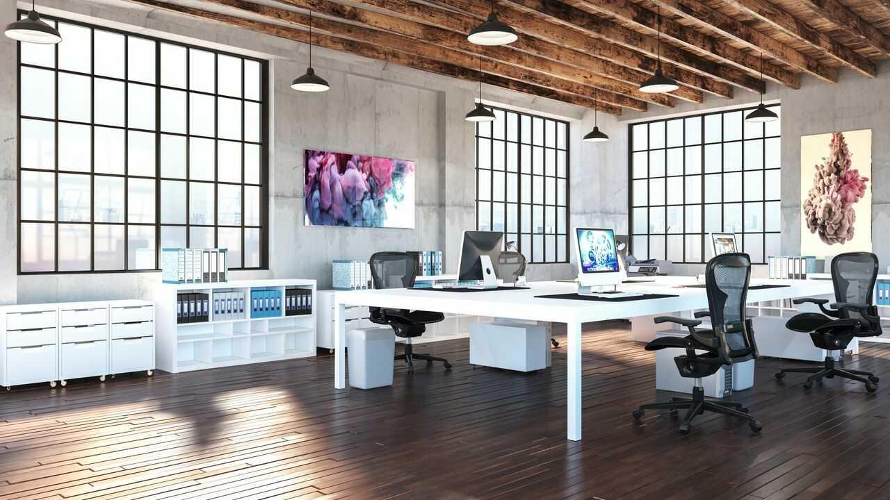 oficina amoblada vs coworking